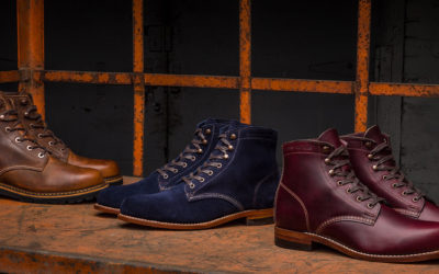 Florsheim, Le Chameau, Red Wing, Swims, Timberland, UGG Australia, Wolverine. Urban Boots for Men: the 2015 Collections.