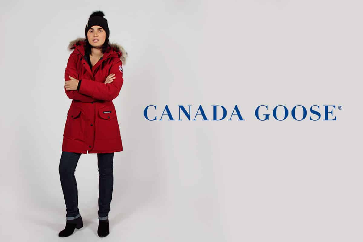 what is the canada goose logo