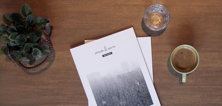 . Altitude-sports.com's Print Magazine: NO.1, winter15