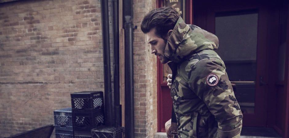 Top 5 manteaux d'hiver pour homme