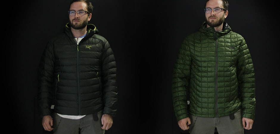 Arc'teryx Cerium LT VS The North Face Thermoball Hoodie
