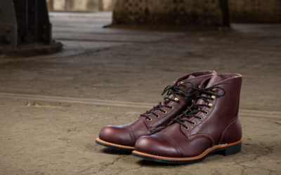 Red Wing. Red Wing Shoes: 100 Years of Expertise & Good Taste.
