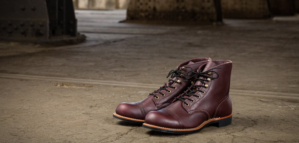 Red Wing Shoes: 100 Years of Expertise & Good Taste - Altitude Blog