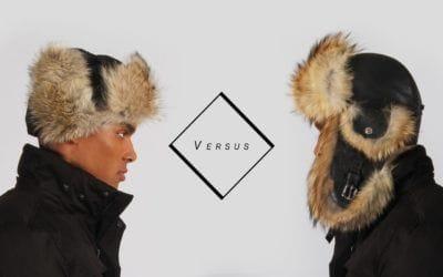 Canada Goose, Fjällräven, Harricana. Le chapeau d'hiver aviateur: confort et style intemporel.