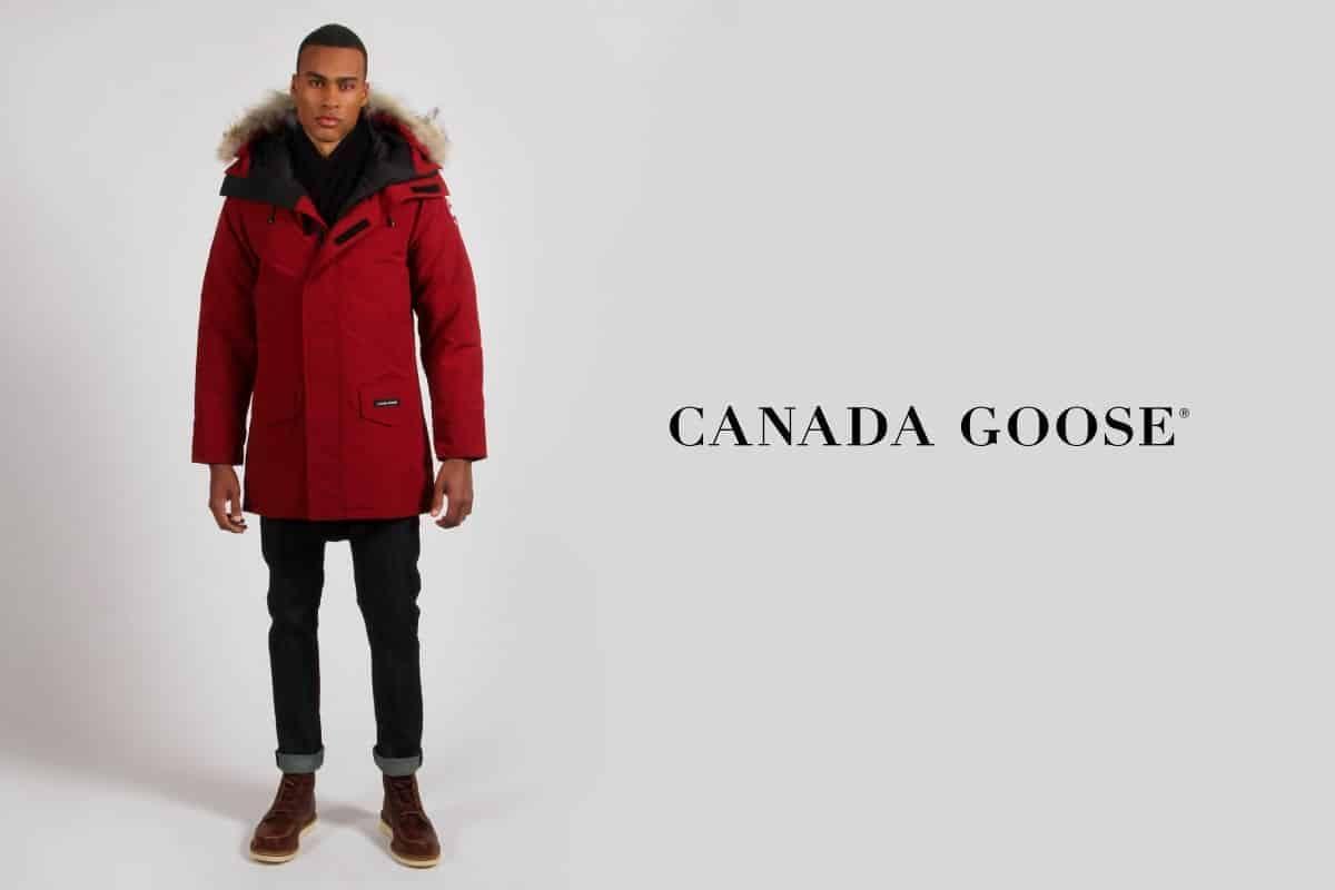 canada goose jacket hinterland
