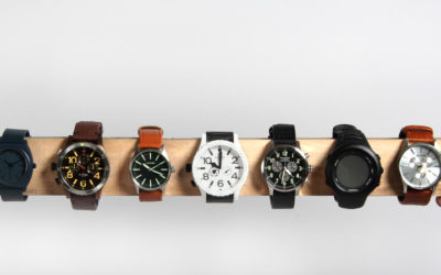 Watches. 7 Watches, 7 Styles.