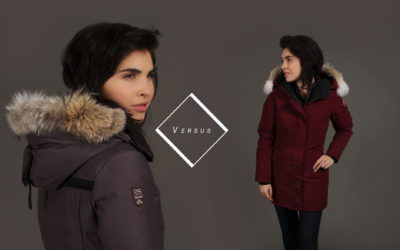 Canada Goose, OSC Cross. Canada Goose Victoria VS OSC Cross Kelowna Walking Parka.