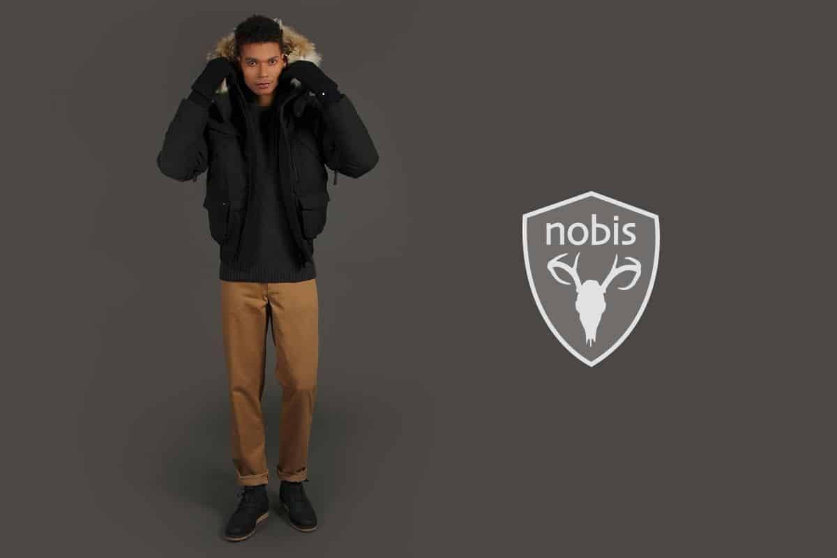 2bc1a99c1cc0 Nobis Higgins VS Moose Knuckles Gold Series Bomber - Altitude Blog