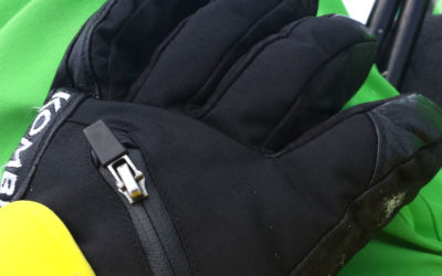 Kombi. Review of the Kombi's Patroller Gloves.