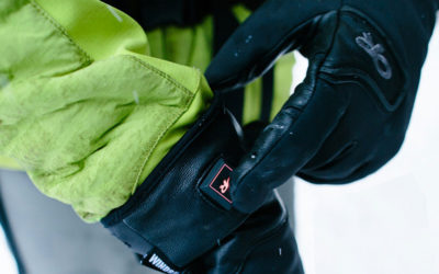 Outdoor Research. The Buyer Notes: The Outdoor Research's Heated Gloves.
