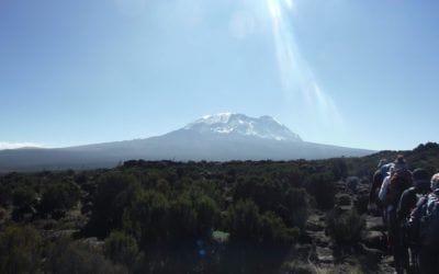 . Ascension du Kilimanjaro: une montagne plus accessible qu'on ne le pense.