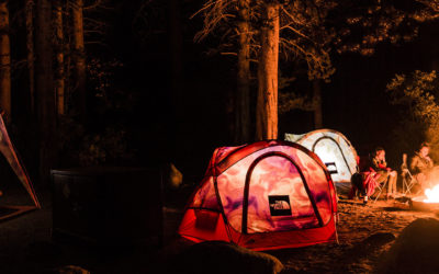 Camping, The North Face. Introducing The North Face Homestead Collection.