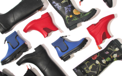 Aigle, Bogs, Hunter, Swims. Best Spring 2017 Rain Boots for Women.