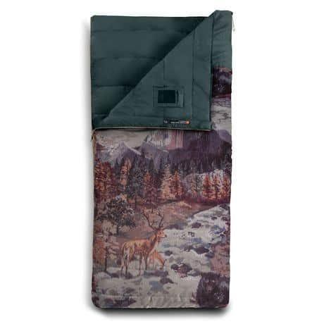 sac de couchage double tnf