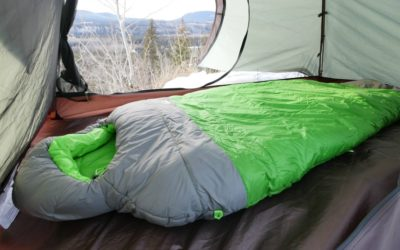 The North Face. Review of The North Face's Snow Leopard Sleeping Bag.