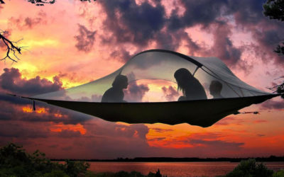 Camping, Tents, Tentsile. Tentsile Tree Tents.