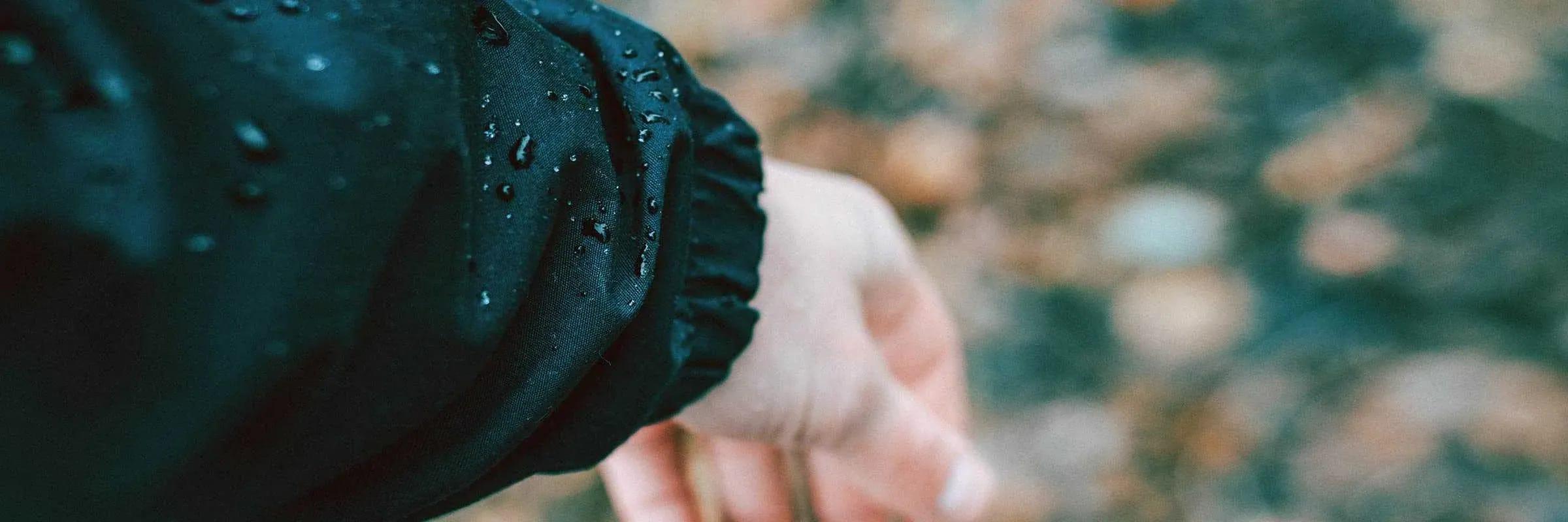 Comment nettoyer votre coquille imperméable?