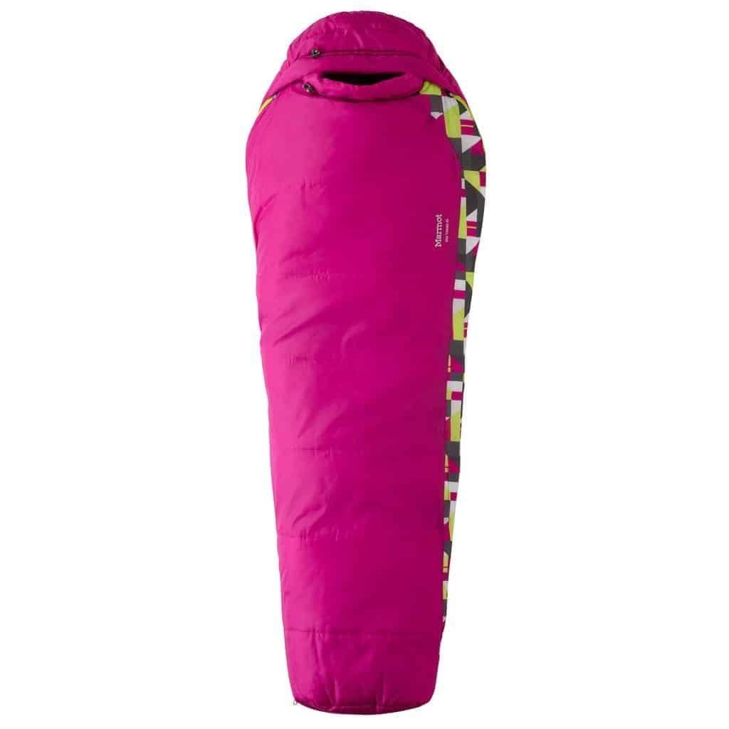 kids trestles sleeping bag