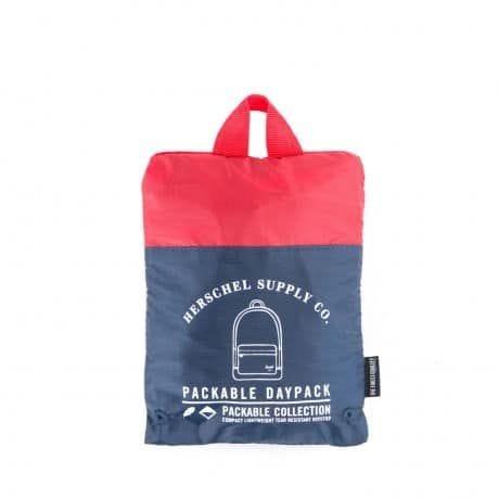 compactable herschel bag