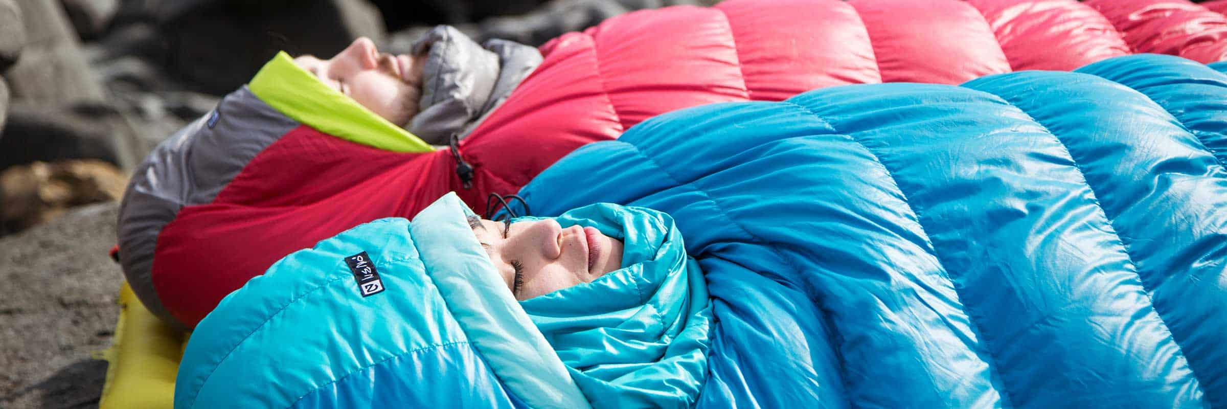 Big Agnes, Camping, Icebreaker, Marmot, Mountain Hardwear, NEMO Equipment, Rab, Sea to Summit, Sleeping Bags, Therm-a-Rest. How to Choose a Sleeping Bag for Camping