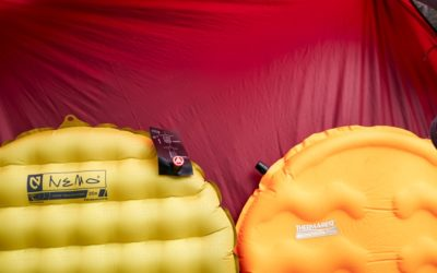 Camping, NEMO Equipment, Therm-a-Rest. A Mattresses Review: NEMO Equipment's Tensor 20R Mummy Insulated VS Therm-A-Rest's EvoLite.
