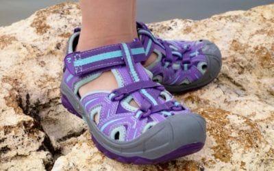 Merrell. Review Of The Merrell Girl's Hydro Hiker Sandal.