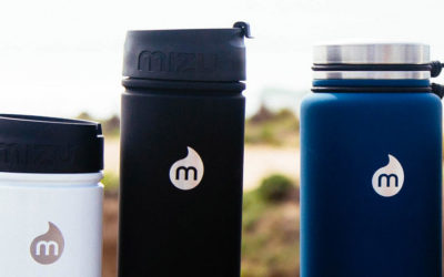 Mizu. The Mizu Collabs : Practical & Stylish Bottles.