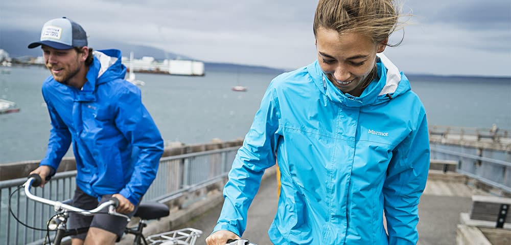 Arc'teryx, Marmot, Mountain Hardwear, Norrona, Rab, The North Face. How to Find the Perfect Raincoat
