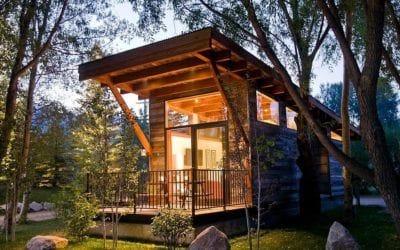 . Top 5 des raisons d'opter pour une tiny house.