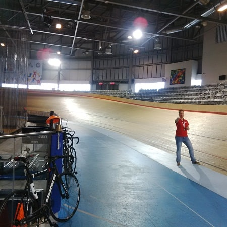 Biking & Cycling, Travel. En piste vers le Mattamy National Cycling Centre