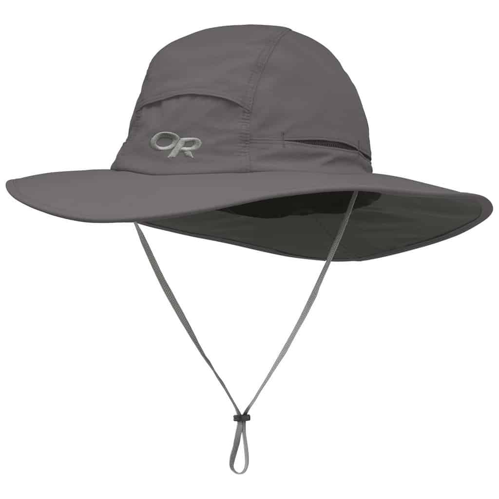 or sombrero hat