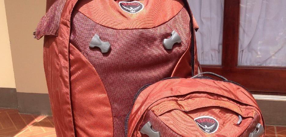 Osprey. Revue du sac à dos Osprey Meridian 75L/28″
