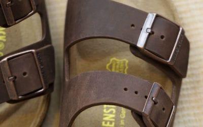 Birkenstock, Havaianas, Keen, Reef, Salomon, Speedo. Top 7 Men's Spring/Summer Sandals.