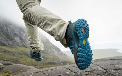 Adidas, Arc'teryx, Brooks, Inov-8, Mizuno, Salomon, Saucony, The North Face, Under Armour. Finding the Perfect Running Shoe.