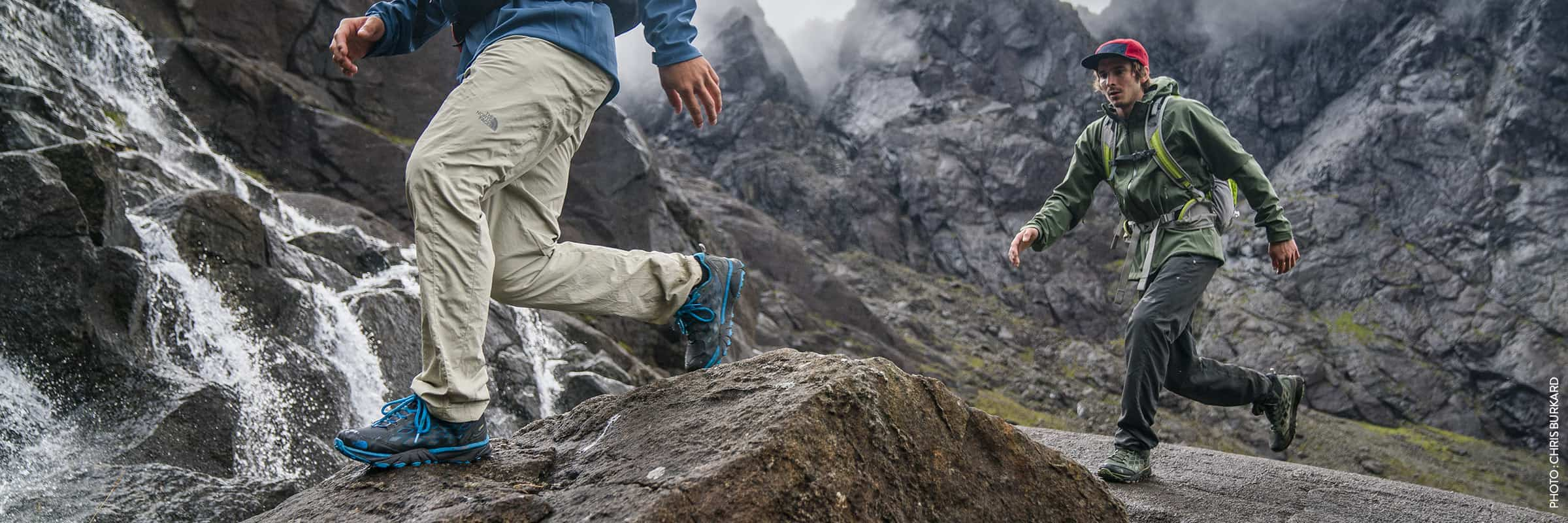 Arc'teryx, Danner, Hanwag, Lowa, Merrell, Salewa, Salomon, Scarpa. Finding the Right Hiking Boots or Shoes