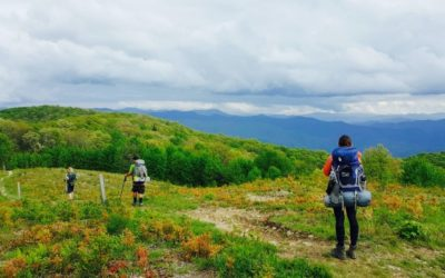 Hiking & Trekking. Long Distance Trekking as a Team Sport: An Appalachian Trail Travel Story.