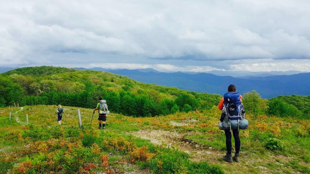 Hiking & Trekking. Long Distance Trekking as a Team Sport: An Appalachian Trail Travel Story