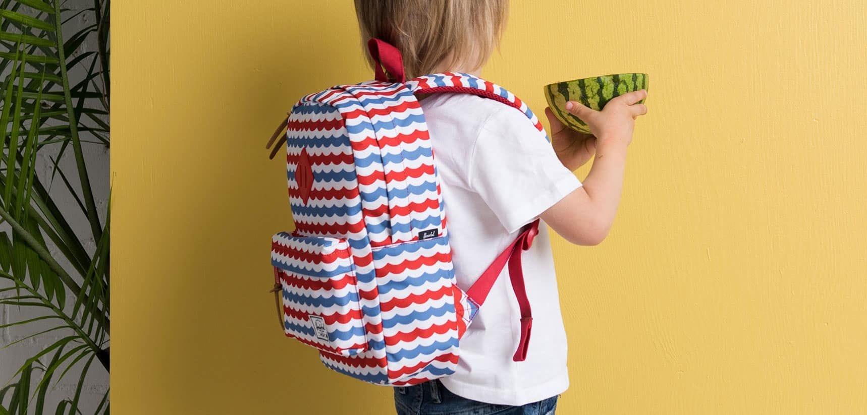 Backpacks, Burton, Fjällräven, Herschel Supply Co.. Top 5 Backpacks for Grade-Schoolers