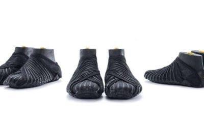 Vibram FiveFingers. Revue des souliers Vibram® Furoshiki.