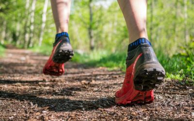 Running. Differences Between Trail and Road Running.