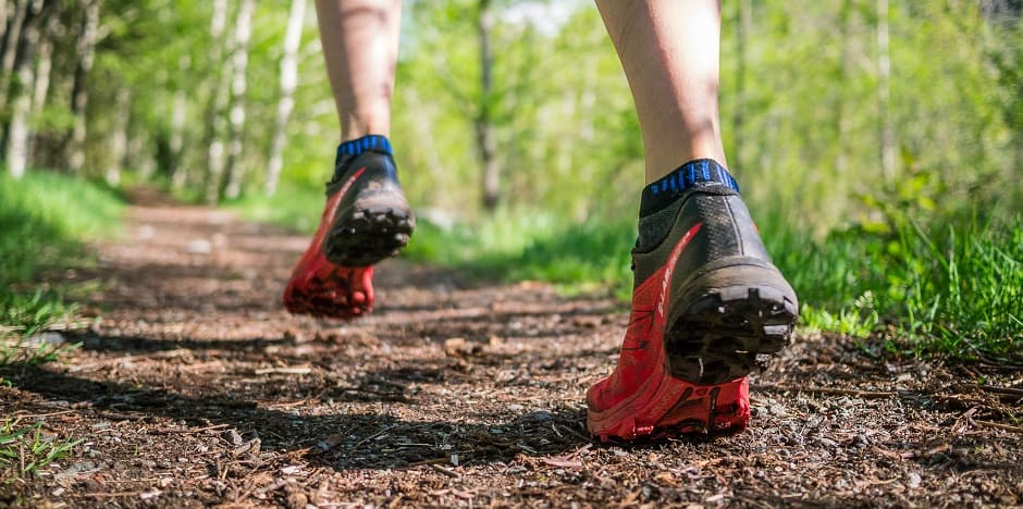 Running. Differences Between Trail and Road Running