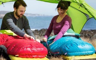 Camping. Comment entretenir et entreposer votre sac de couchage.