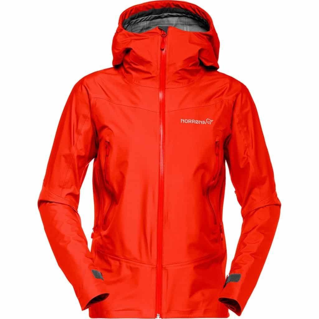 norrona women's falketind gore-tex jacket