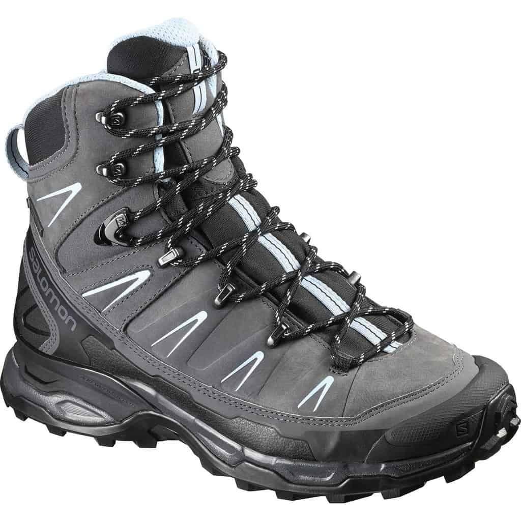 salomon womens x ultra trek gtx hiking boots