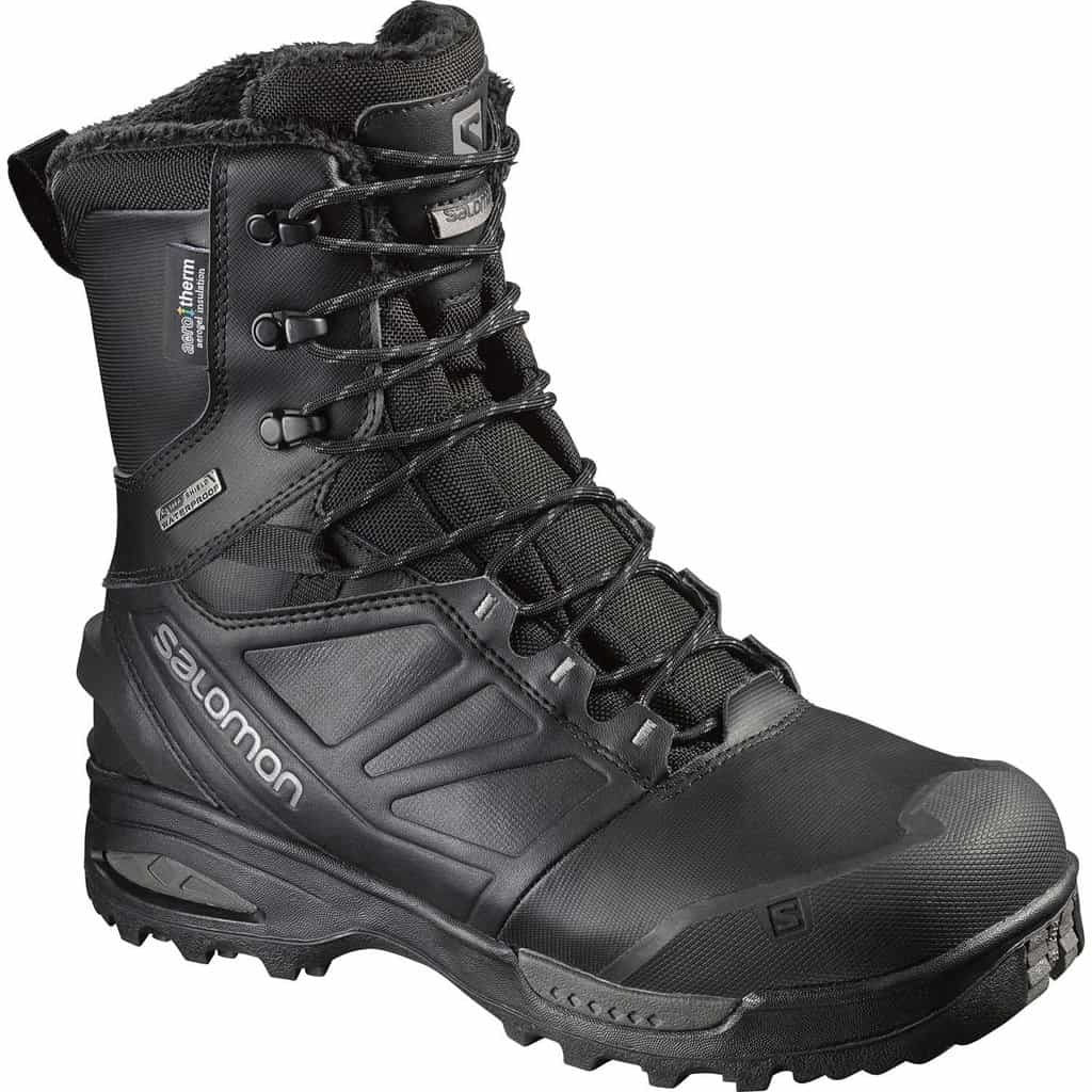 salomon mens toundra pro cs wp boots
