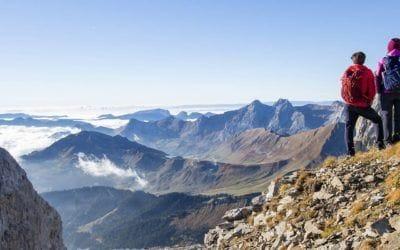 Arc'teryx, Black Diamond, Lowa, Norrona, Patagonia, Salomon, Suunto, The North Face. Comment se préparer à une longue randonnée d'hiver.