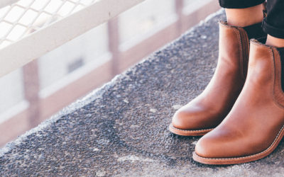 Blundstone, Dr Martens, Red Wing Shoes, UGG Australia, Wolverine. 5 Stylish Women's Leather Boots For Fall 2017.