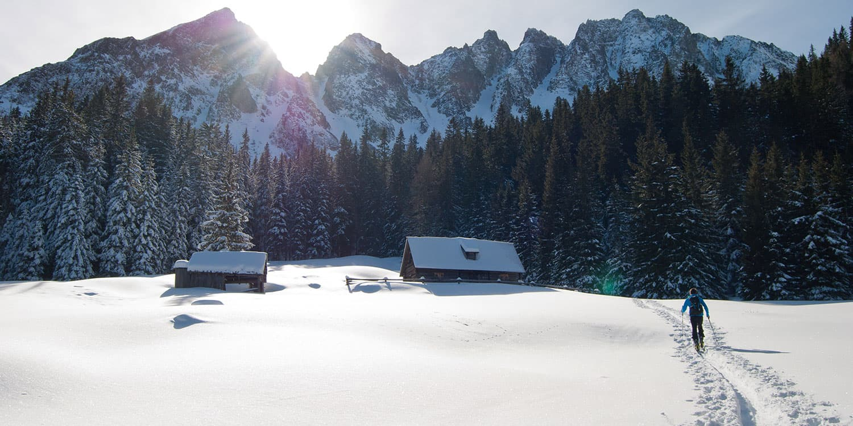 Arc'teryx, Druide, HotShots, Icebreaker, Norrona, Patagonia, Rab, Ski & Snowboard. Cross-Country Ski Apparel Guide