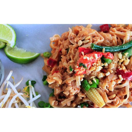 happy yak pad thai