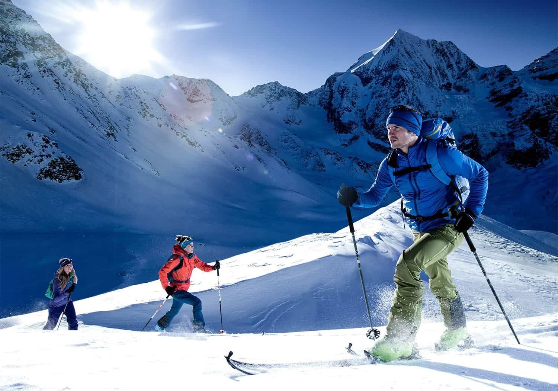 Arc'teryx, Backcountry Access, Black Diamond, Buff, Craft, Dynafit, Icebreaker, Leki, Mammut, MSR, Norrona, Patagonia, Pomoca, Ski & Snowboard. Ski Touring Guide